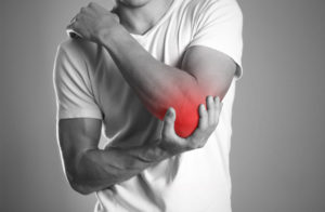 Tennis elbow treatment with PRP